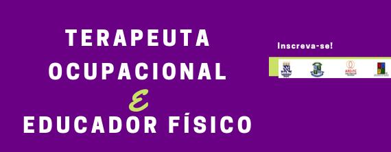 CAPSAD seleciona Terapeuta Ocupacional e Educador Físico- ATUALIZADO em 14/10/2019