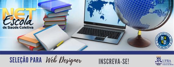 ISC/UFBA seleciona Web Designer - ATUALIZADO em 23/07/2020